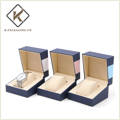 Plastic Watch Box with Special Paper